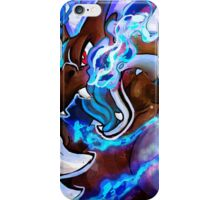 MEGA EVOLUTION! Charizard X  iPhone Case/Skin