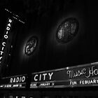 Radio City Music Hall by Mark Wilson