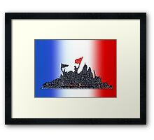 Les Misérables- One Day More Framed Print