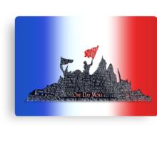 Les Misérables- One Day More Metal Print
