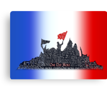 Les Misérables- One Day More Canvas Print