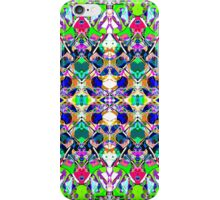 Abstract Symmetry of Colors iPhone Case/Skin