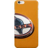 1964 Shelby Cobra - emblem detail iPhone Case/Skin