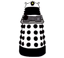 Transparent Dalek--New Paradigm. Photographic Print