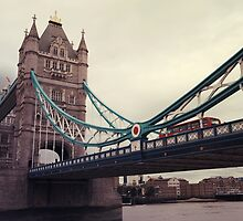 Tower Bridge by PoppyCarter