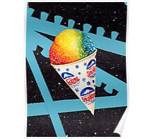 Snow Cone Poster