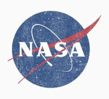 Vintage NASA Kids Clothes