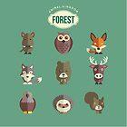 Forest by LFandDESIGN