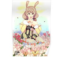 Honey Bunny Poster