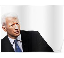 """""""These Eyes are A National Treasure"""" [ Anderson Cooper ] Poster"""