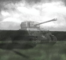 M4 Sherman  by Dusty-Studios