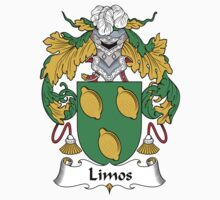 Limos Coat of Arms (Spanish) by coatsofarms