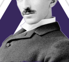 Nikola Tesla - 369 Sticker