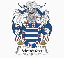 Menendez Coat of Arms (Spanish) by coatsofarms