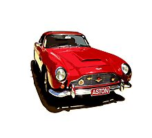 Aston Martin DB5 1964 Photographic Print