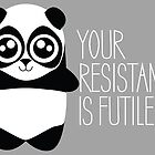 Resistance is Futile by PolySciGuy