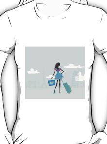 Women shopping T-Shirt