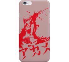 Akame Ga Kill - Akame 1 iPhone Case/Skin