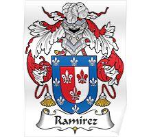 Ramirez Coat of Arms II (Castile) Poster