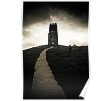 Dark Tor - Gothic Glastonbury Poster