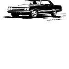 1965 Chevrolet Chevelle Malibu SS  by garts