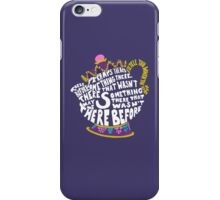 Mrs. Potts iPhone Case/Skin