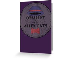 O'Malley Greeting Card