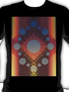 circles, squares, and a rhombus? T-Shirt
