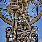 The bottom part of a Radio Telescope (1) by Wolf Sverak