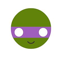 Donatello - Circley! by apefruit