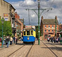 Beamish Tram  by Rob Hawkins