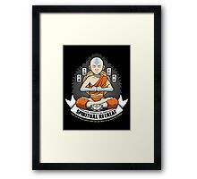 Spiritual Retreat Framed Print