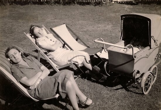 The relaxed attitude to parenting in the 1930s. by Flo Smith