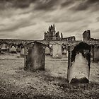 Whitby Abbey  by Rob Hawkins