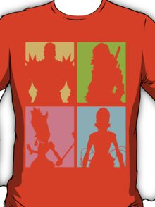 Honnōji Academy Elite Four T-Shirt