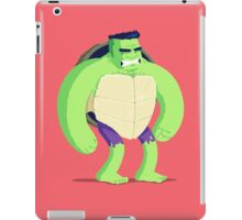 Heroes in a Half Shell: HULK iPad Case/Skin