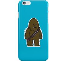 Mitesized Wookie iPhone Case/Skin