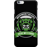 Mormont Bears iPhone Case/Skin