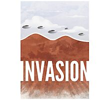 Invasion - Autumn of Humanity Photographic Print