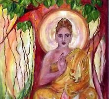 Ficus Religiosa by cristinart