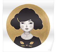 Kitty Girl III Poster