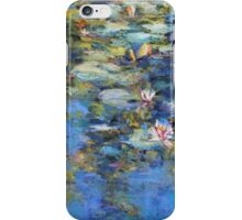 Monet's Pond, Giverny iPhone Case/Skin