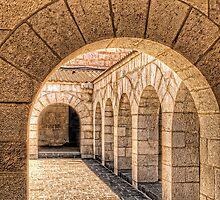 Arches by Benjamin Gelman