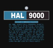 HAL 9000 Black Edition by theycutthepower