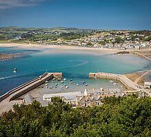 Marazion, Cornwall by Michelle Lovegrove