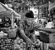 Farmer's Market by Mark Jackson