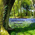 Zweige des gleichen Baum  by Charmiene Maxwell-batten