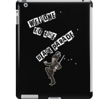 WELCOME TO THE BLACK PARADE iPad Case/Skin
