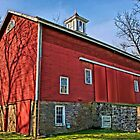 Erwin Stover Barn by djphoto