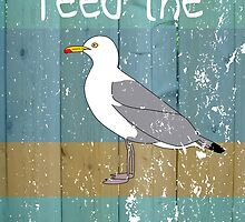 Do Not Feed the Gulls by The Lazy Beach